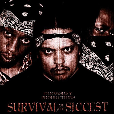 Doomsday Productions – Survival Of The Siccest (CD) (2004) (320 kbps)