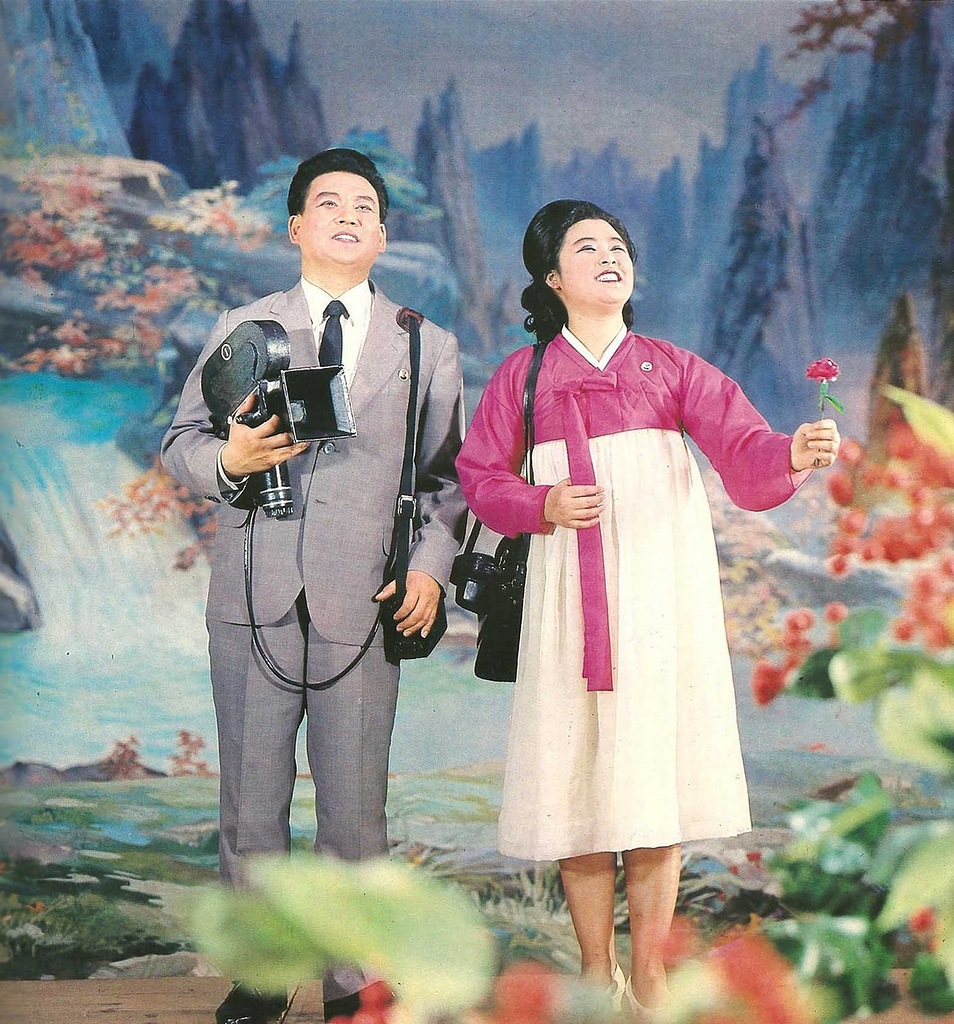 culture in north korea in the late of 1970s vintage everyday