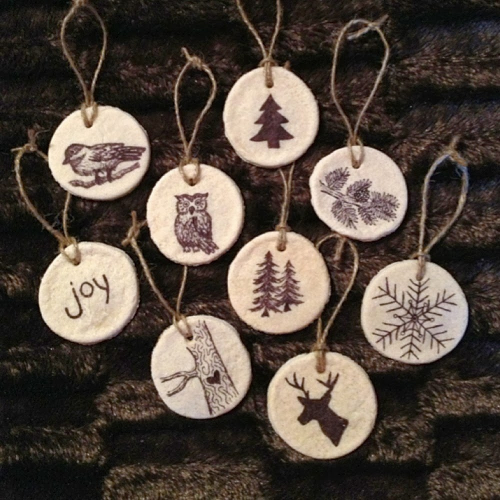 Ashley Marie Interiors: Salt Dough & Sharpie Ornaments