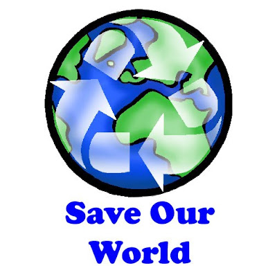 Save Our World logo