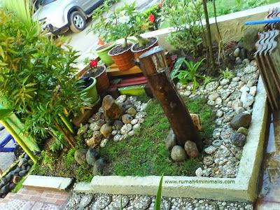 Inpirasi Model Taman Kecil Depan Rumah