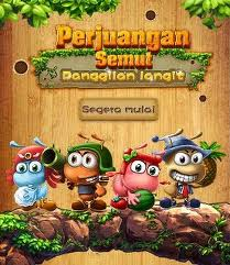 Cheat Level Senjata Perjuangan Semut