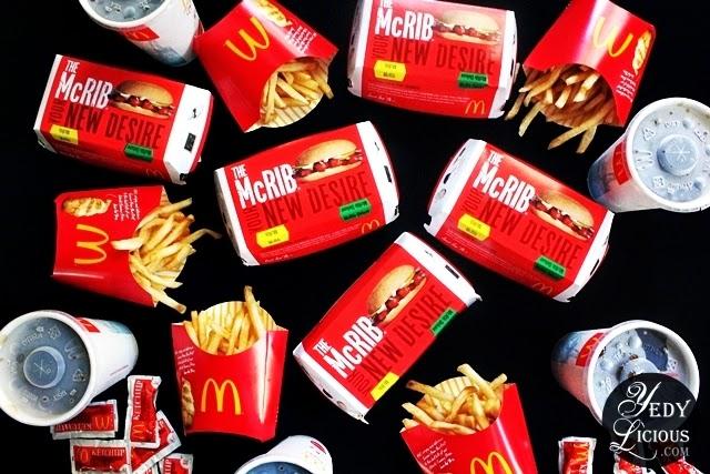 McRib Philippines, McRib at McDonalds Philippines, McRib Blog Review Locator McDo PH