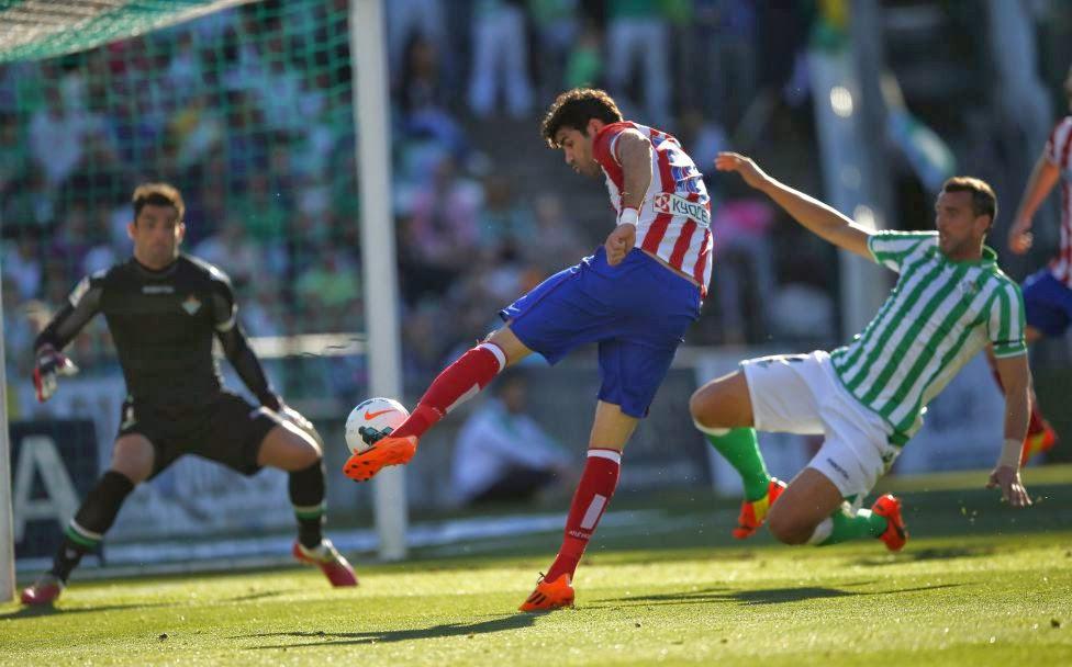 Spanish Soccer 2014