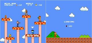 لعبة ماريو الاصلية