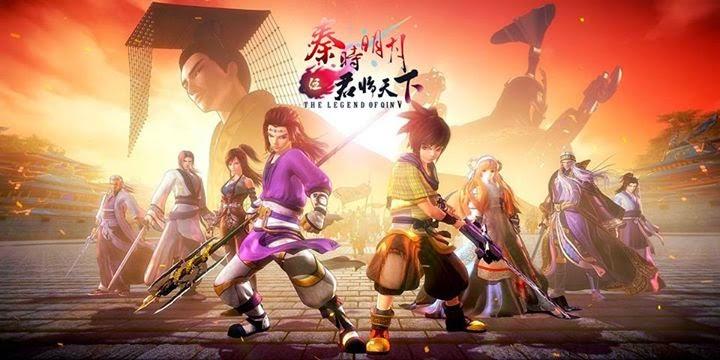 Tần Thời Minh Nguyệt - Phần 5 Quân Lâm Thiên Hạ - Qin's Moon - 2014