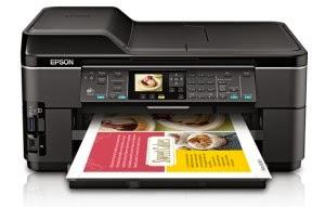 Epson WorkForce WF-7511 Printer Driver Download