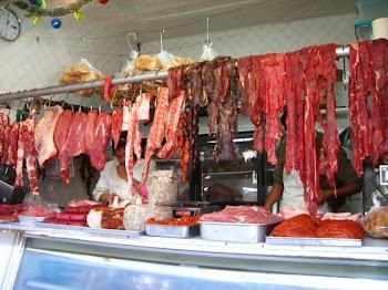 Oaxacan Butcher