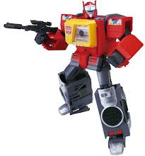 Hot Pick - Takara Tomy Transformers Legends LG-27 Broadcast & Twincast