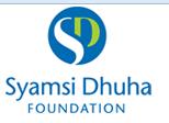 Beasiswa SDF Syamsi Dhuha Foundation