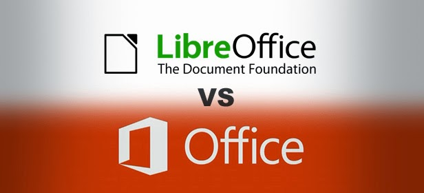 Libre Office vs Microsoft Office