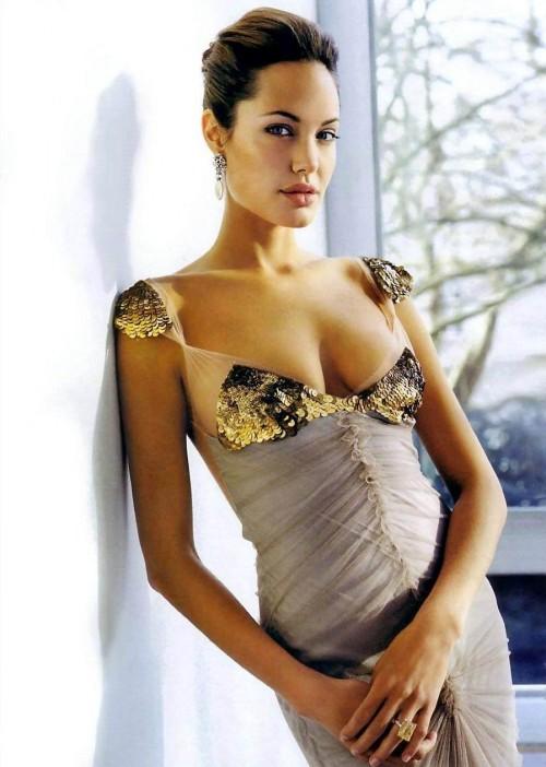 Angelina Jolie Latest Hot