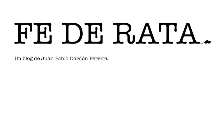 FE DE RATA