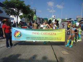 Danzas y Tambores en Barranquilla