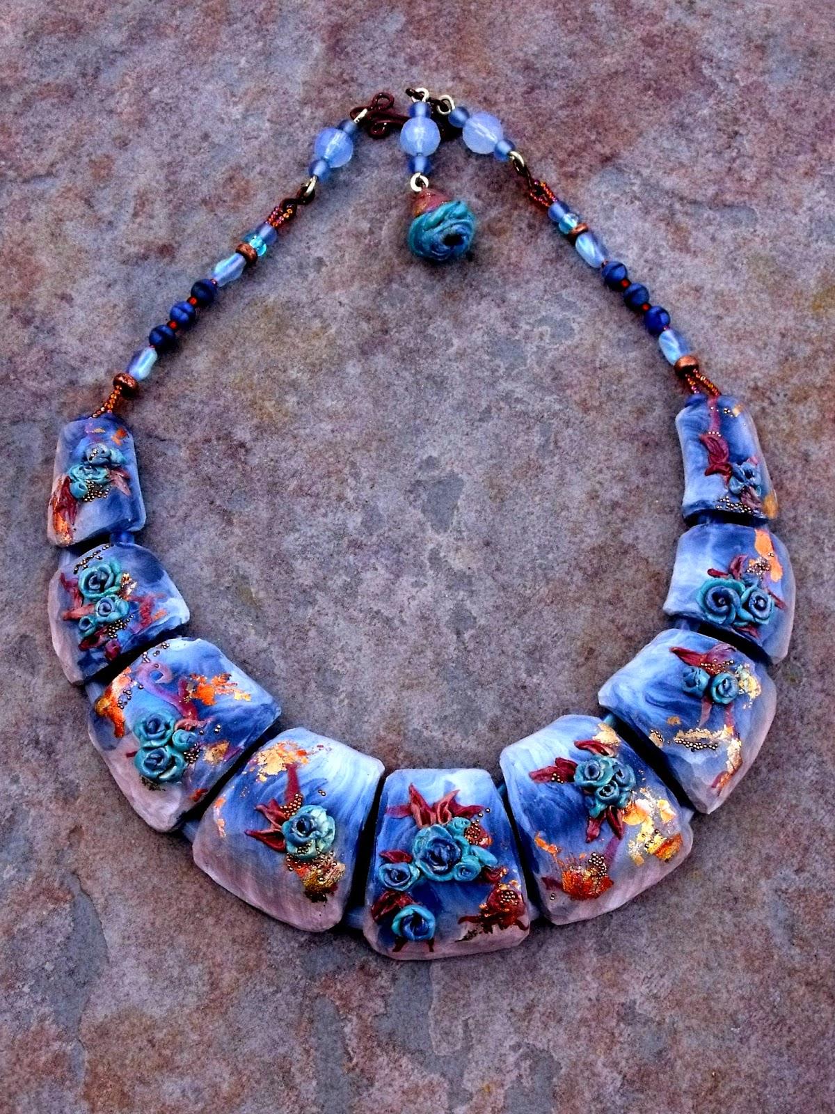 Palumbo Jewelry And Mosaics Art Bead Scene Blog April Monthly Challenge