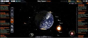 SISTEMA SOLAR SCOPE