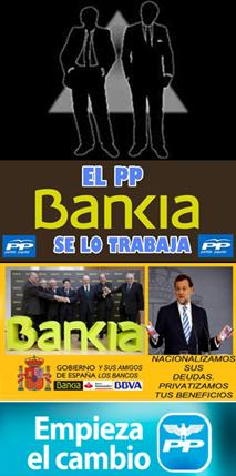 Bankaka, no es una crisis es una ESTAFA