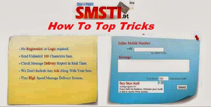 How To Send Free sms Without Registration Free image