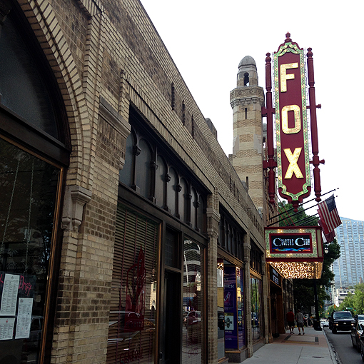 The Fox Theatre, Atlanta