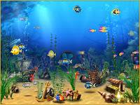 3d Aquarium Screensaver4