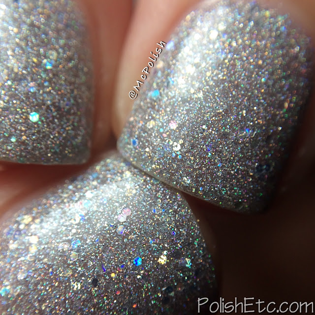 Lucky 13 Lacquer - Fury Road Collection - McPolish - Ride Eternal, Shiny and Chrome