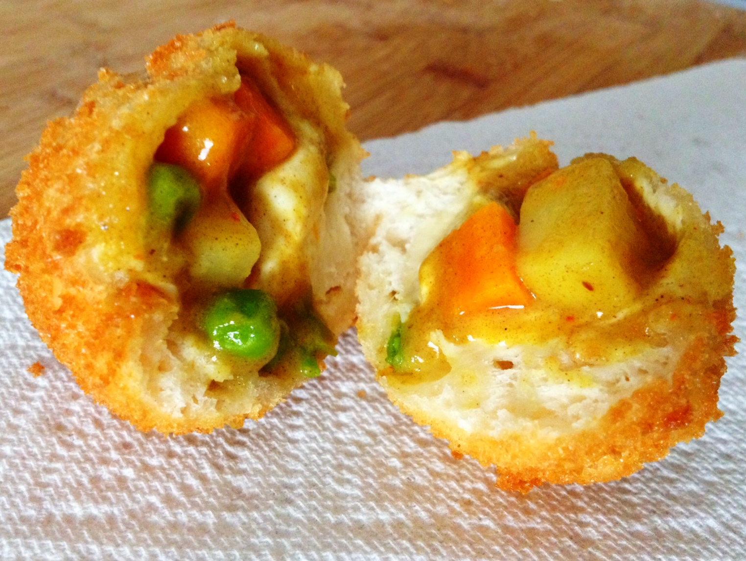 Wholly vegan veganmofo day 7 japanese curry pan forumfinder Choice Image