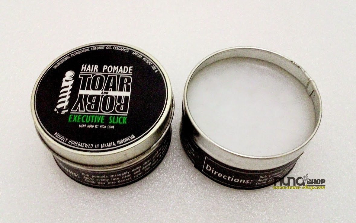 Minyak Rambut - Pomade Toar And Roby Executive Slick