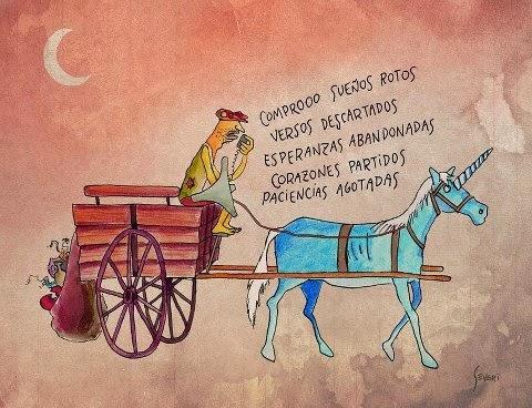 Sueños, versos, esperanzas...