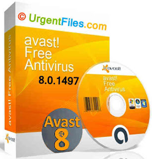 Download Avast Free Antivirus 8.0.1497 2013