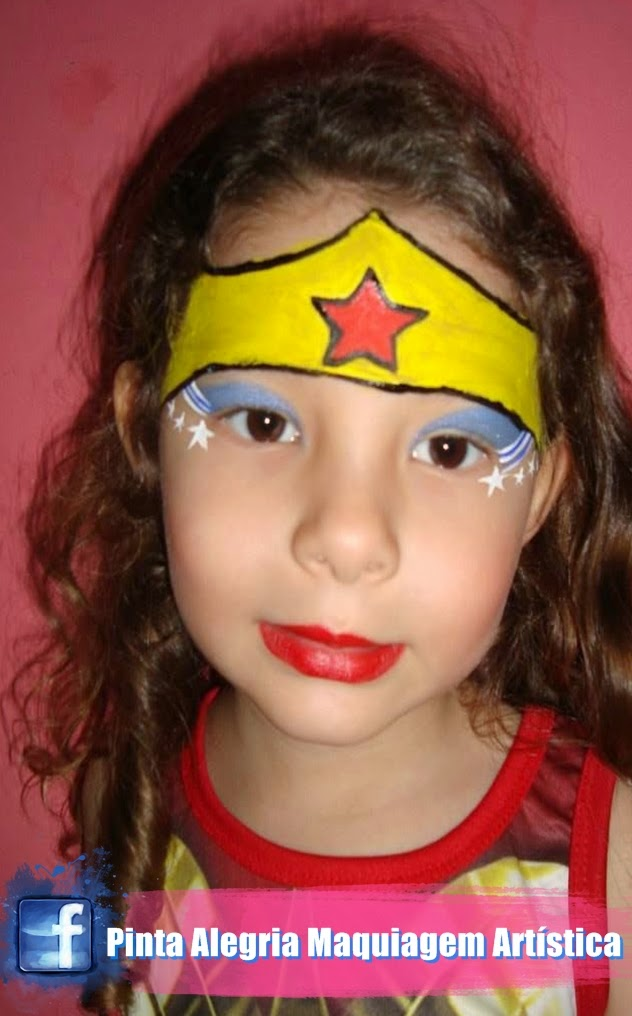 Excepcional Pinta Alegria Maquiagem Artística Profissional: Galeria EL34