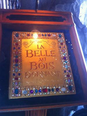 Le Château de la Belle au Bois Dormant:  Sleeping Beauty's Castle in Fantasyland at Disneyland Paris www.thebrighterwriter.blogspot.com