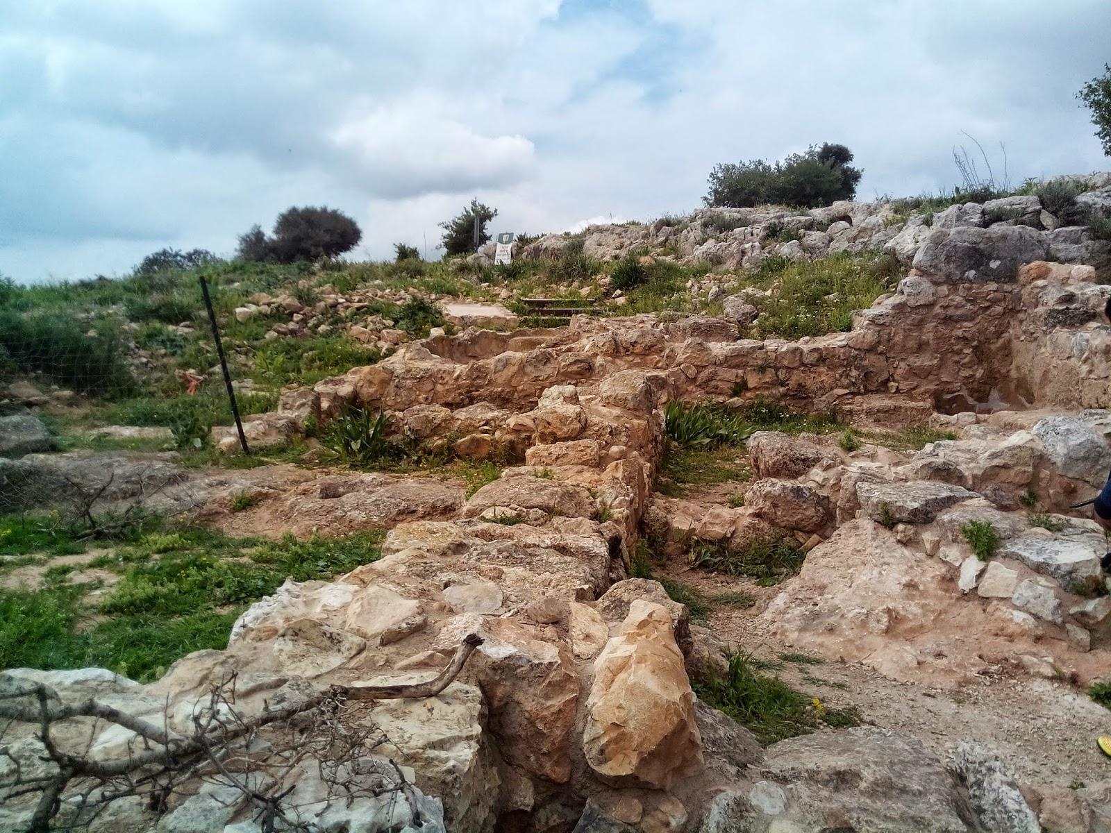Onde visitar em Israel - Yodefat