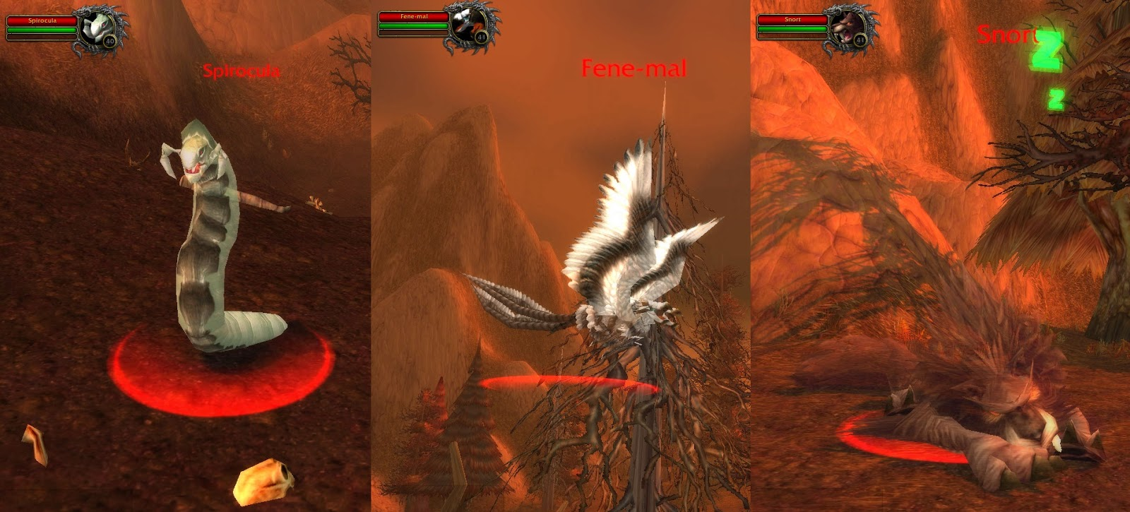 What is your favorite hunter pet? Including rare spawn as ...