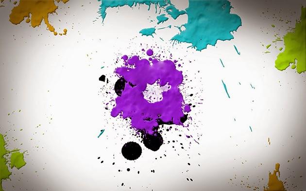 1434hinh-nen-logo-apple-voi-vet-muc-sinh-dong