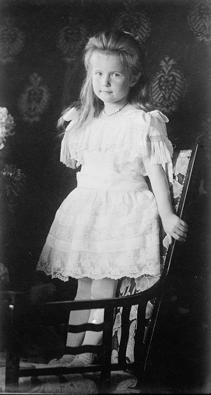 Maria's Royal Collection: Grand Duchess Anastasia ...