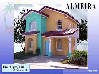 Almeira Unit Two Storey Single Detached House and Lot for Sale Marigondon Mactan Cebu 4BR
