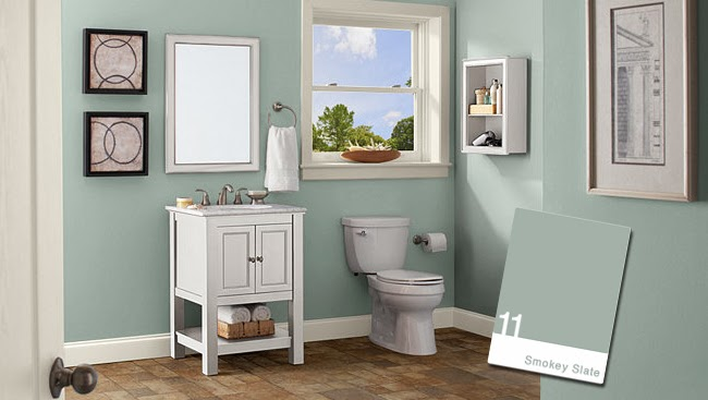 Bathroom Ideas Colours : Bathroom colours ideas showers