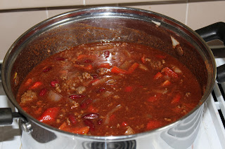 Something different for dinner easy stove top chili for Cook something different for dinner