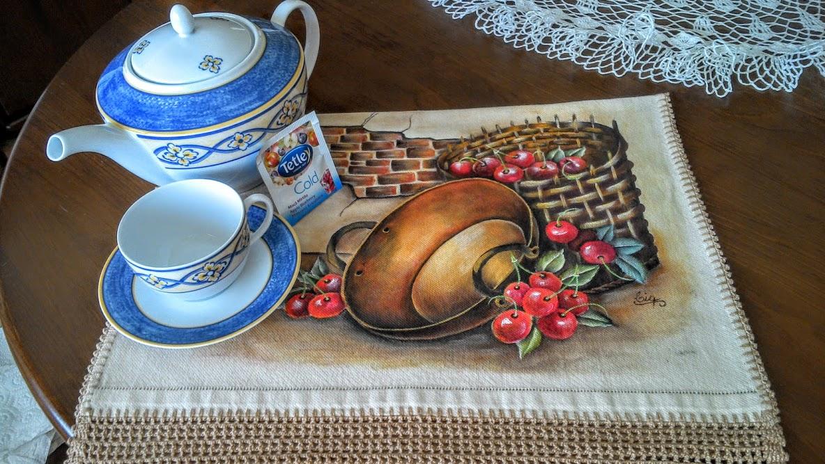 Chá e Tintas