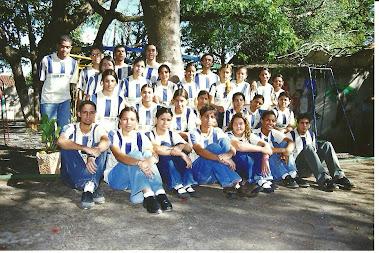 TURMA: 10 FORMANDOS 2004