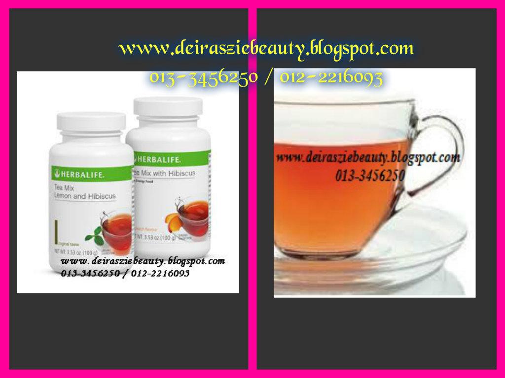 De Iras Zie Beauty - Herbalife: Herbalife - Tea Mix Drink