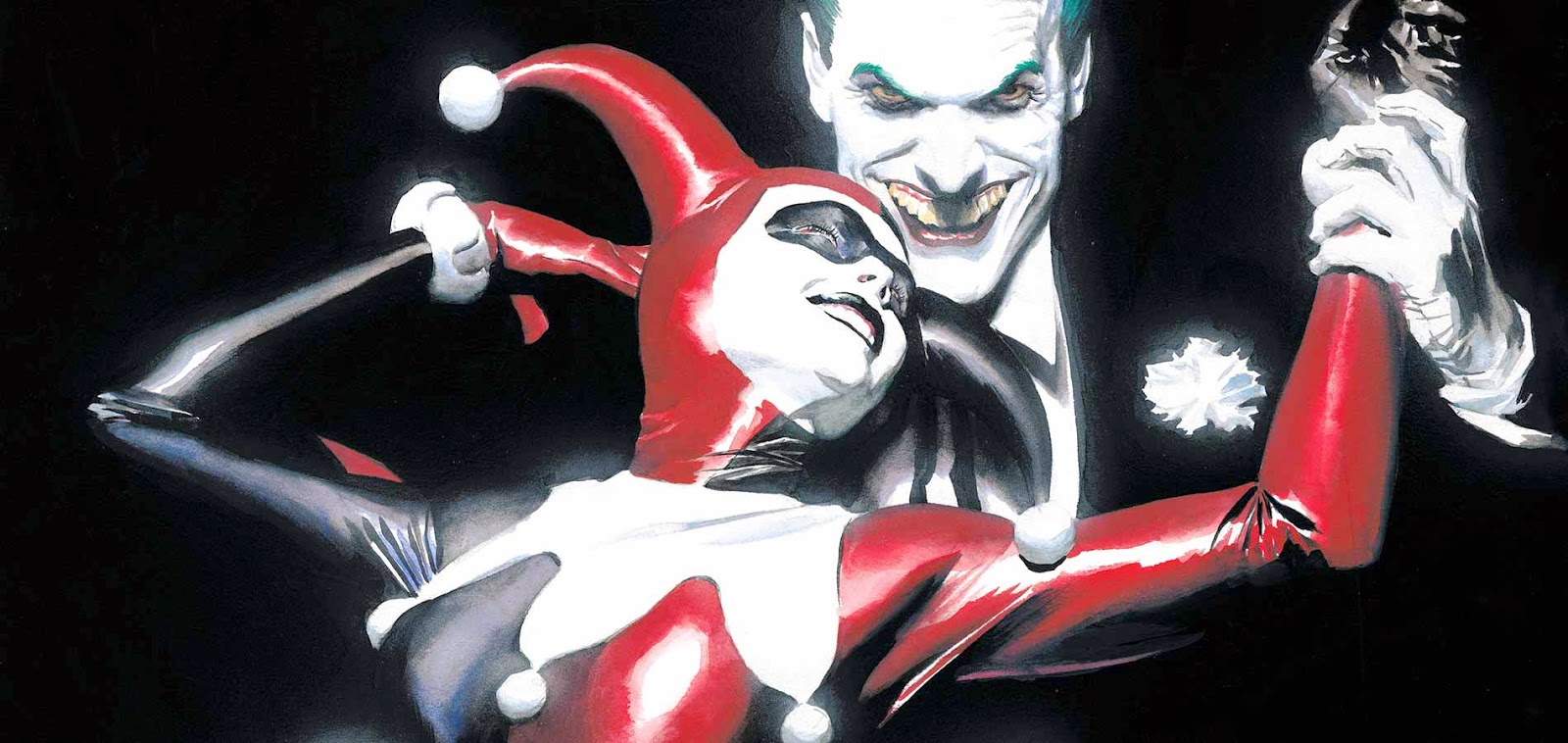 You ve waited a long time for this comics fans but harley quinn is