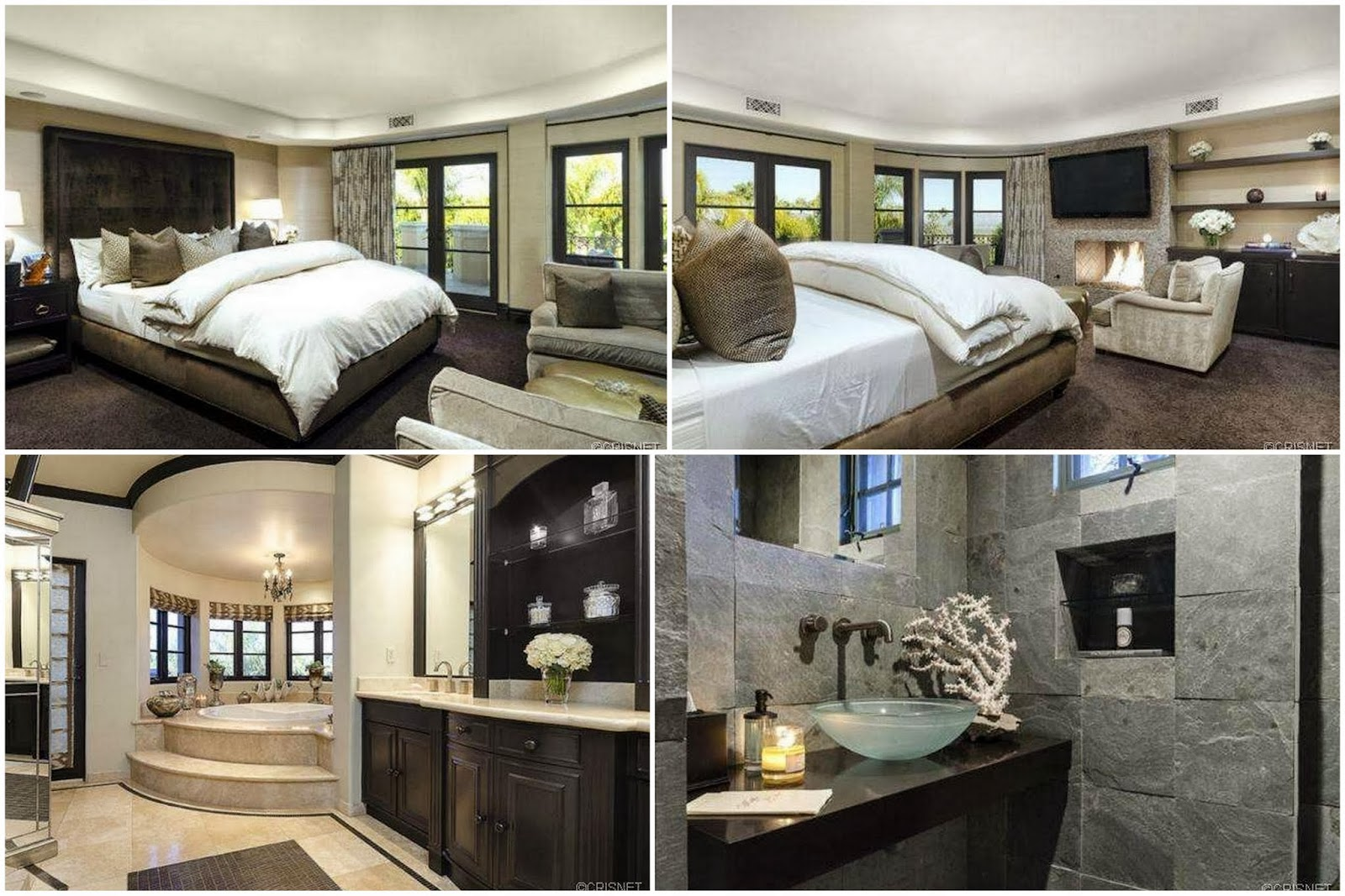 Celebrity homes celeb r e kardashian odom officially for The interiors house
