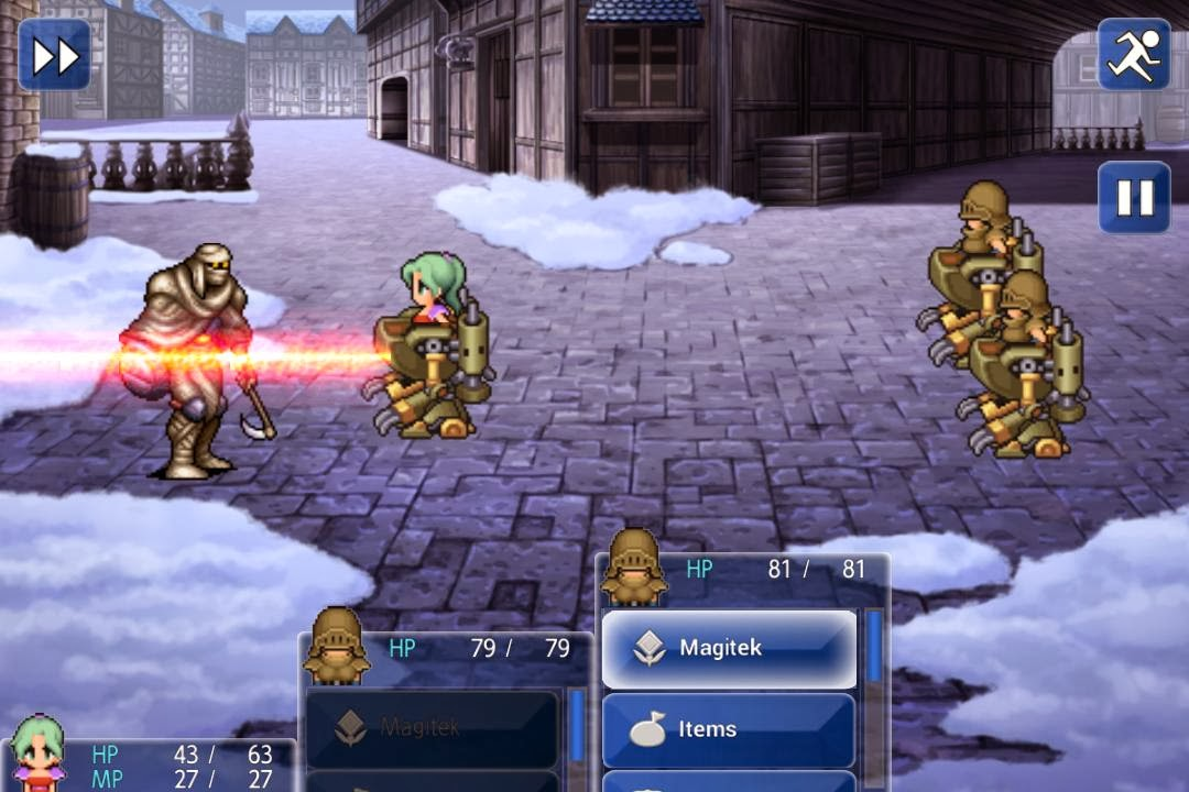 FINAL FANTASY 6 Android Game Download,