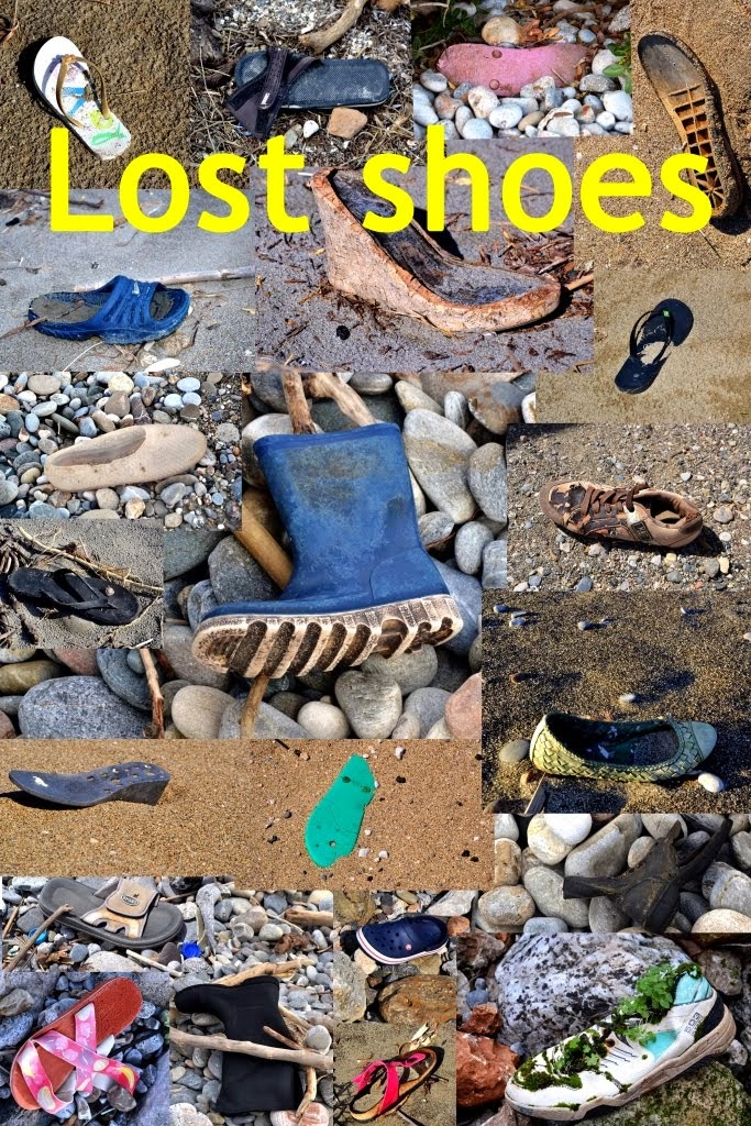 Lost a shoe?