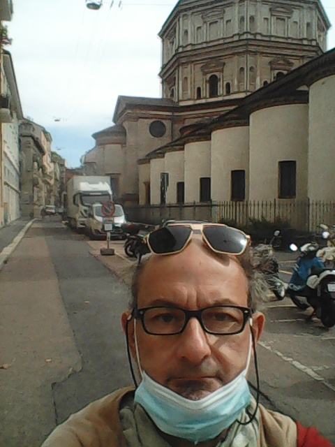 Milan concervatory 26/9/20