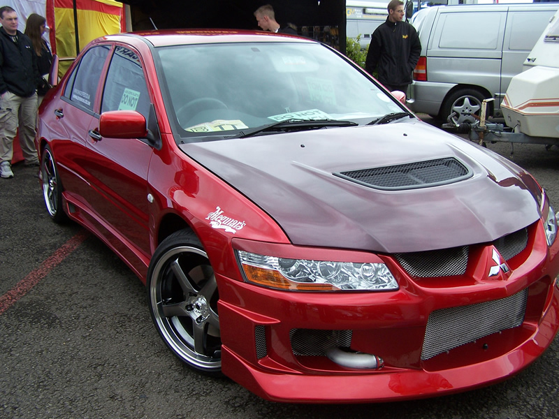 mitsubishi evo car its my car club. Black Bedroom Furniture Sets. Home Design Ideas