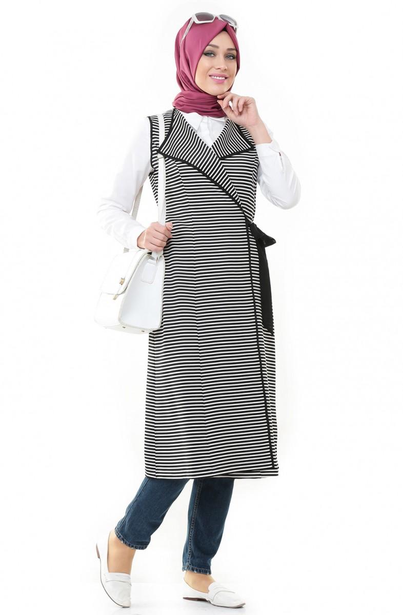 Hijab Long Par Kayra Et Burcum By Bcc Hijab Fashion And Chic Style