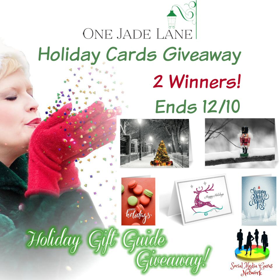 Holiday Gift Card Giveaway