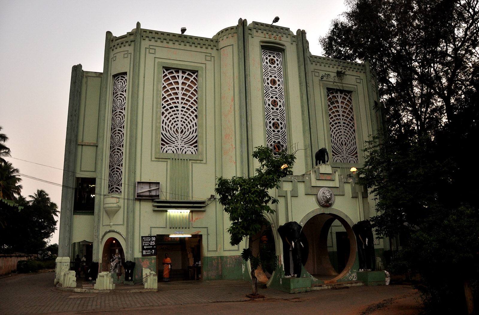 Pradeep damodaran inside kovai one of the oldest theatres in kovai unlike the multiplexes in the city that have been making a mad scramble to get a print of the latest flicks the movie released here for pongal is the solutioingenieria Choice Image